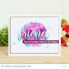 Anything-but-Basic Friendship