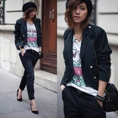 More looks by Zoé Alalouch: http://lb.nu/zoealalouch