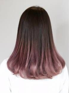17 Stunning Examples of Balayage Dark Hair Color - Style My Hairs Hair Color Pink, Hair Color For Black Hair, Cool Hair Color, Pink Hair, Hot Hair Colors, Lip Colors, Asian Balayage, Balayage Hair, Asian Ombre Hair