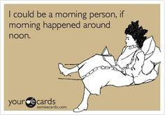 noon person?
