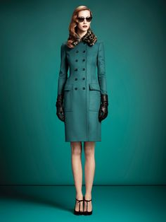 Gucci Pre-Fall 2013 - Runway Photos - Fashion Week - Runway, Fashion Shows and Collections - Vogue - Vogue
