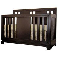 Eden Baby Furniture Melody Espresso Crib