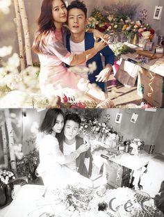 Krystal & Beenzino for CeCi May 2015