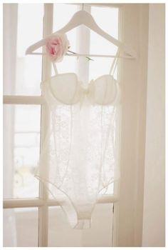 Awesome bridal lingerie to impress your man on your wedding night via allwomenstalk.com