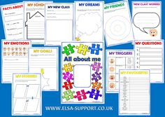 All about me - item 16 - Elsa Support