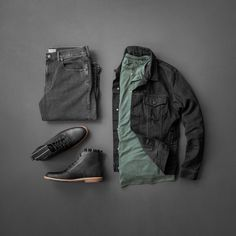 We Bring You The Best Simple, Stylish and Fashionable Outfit Ideas For Men That Every Men Would Love. Casual Wear, Casual Outfits, Men Casual, Fashion Outfits, Casual Chic, Moda Men, Herren Outfit, Outfit Grid, Men Style Tips