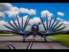 @warbird_photography in Instagram: «Another nice photo of Corsair 530. Credit Ken Strohm #plane #warbird #corsair #blue»