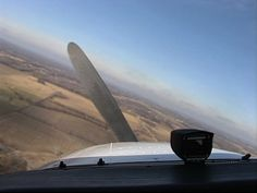 Stopping the propeller in flight - bad idea? Read this story: http://airfactsjournal.com/2015/01/stop-prop-smart-idea/