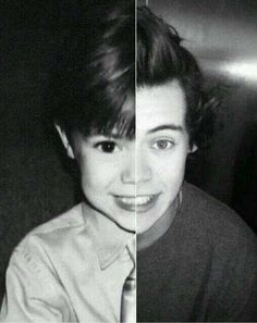 I am about to sound like a creep but does anyone else think it's cute how he kind of grew into his eyes?