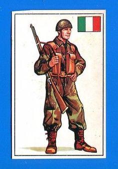 ARMI E SOLDATI - Edis 71 - Figurina-Sticker n. 426 - FANTE -Rec