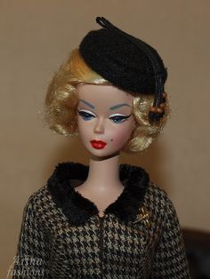 Arina Fashions | Real fashions for Silkstone Barbie and Fashion Royalty Dolls