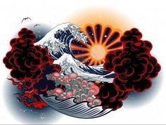 Resultado de imagem para japanese tattoos