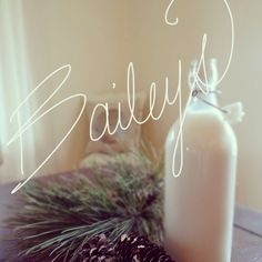Homemade BAILEYS recipe that will knock your socks off !