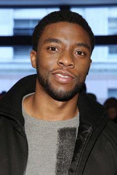 Chadwick Boseman is bae
