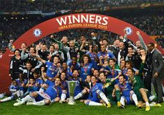 Europe is blue we are still the champions of europe