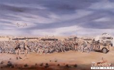 1st Battalion The Royal Highland Fusiliers, Southern Iraq, 27th February 1991