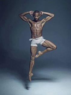 Royal Ballet Soloist Eric Underwood gives us a glimpse of life as an African American ballet dancer living in London