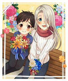 Yuri e Victor
