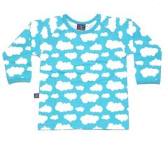 heimoose JNY Design Clouds Top Turquoise