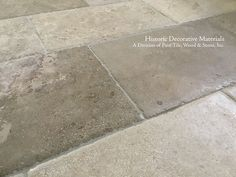 17 Best Aged French Limestone Flooring