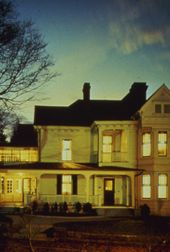 Thomas Wolfe Home | Thomas Wolfe House, Asheville, NC