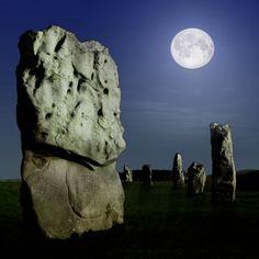 Avebury Stone Circle ~ Wiltshire, England