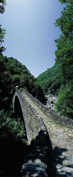 Ticino (Tessin), Switzerland, landscape by ticinoturismo, via Flickr