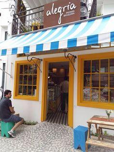 Alegria Padaria Brasileira // Alegria Brazilian Bakery