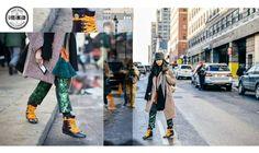 Suzie Bubbles in Nokian lace-up#rubber boots#julia lundsten#nokian footwear
