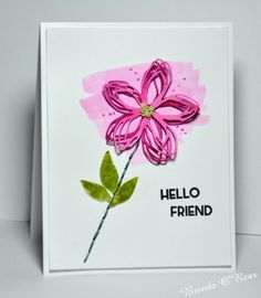 MIX171, CT0416, Floral and Friend by Benzi - Cards and Paper Crafts at Splitcoaststampers