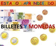 Un lugar para soñar: Monedas y billetes