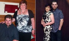Read how dieting together saved this couple's marriage (Mail Online, July 2014)