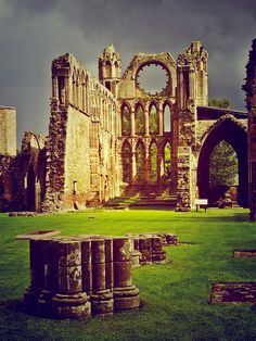 Elgin Cathedral {The Lantern of the North}, Scotland