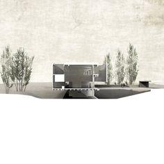 2012  Postgraduate studies center. UIB : TEd'A arquitectes