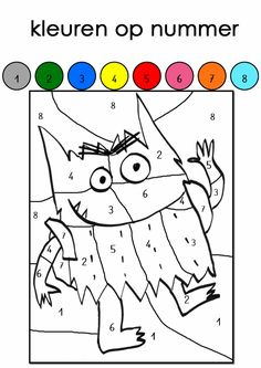 Monster Activities, Activities For Kids, Coloring Sheets, Coloring Pages, Worry Monster, Stem Classes, Kindergarten, Emotional Child, Early Math