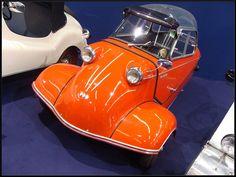 Messerschmitt KR200 1962 by tautaudu02, via Flickr