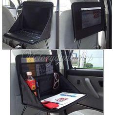 KFZ Auto Laptop Halter Tray-Halterung Tasche Essen Tisch Reise Tabelle Schwarz | eBay