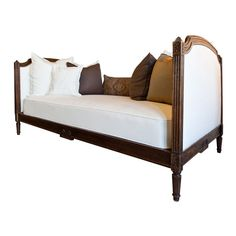 French Louis XVI Style Newly Upholstered Daybed
