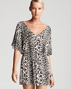 196b0b7e1ecdd ViX Resort 2012 Congo Lina Caftan Swimsuit Coverup