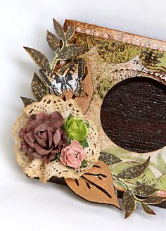 ♥♥♥ this vintage look using KaiserCraft products
