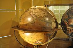 Vienna/AustriaHandsomely crafted representations of our round planet.