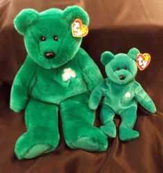 TY BEANIE BUDDY ERIN IRISH - I have these 2ee49ebaba6