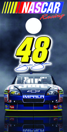 Jimmie Johnson Nascar #2
