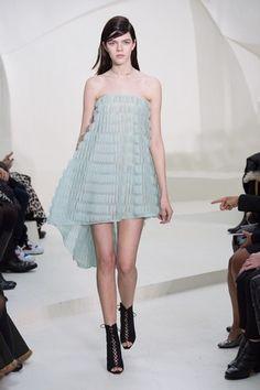 Défilé Christian Dior Haute Couture Printemps-Eté 2014 #PFW #HauteCouture #ChristianDior