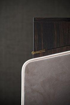 Gentleman nightstand