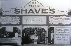 Shaves Store, sellers of Paint and Glass, West Street, Durban Durban South Africa, 70th Birthday, Family History, Shaving, Street, Painting, Glass, Drinkware, 70 Birthday