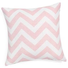 Infini cotton cushion cover in pink 40 x 40cm
