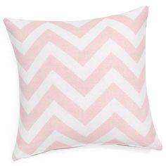 Fodera di cuscino rosa in cotone 40 x 40 cm INFINI