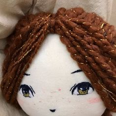 Sneaky peek! 😊 While working on my remaining customs, I'm also making six new dolls for the next shop update. There will be 3 large dolls and 3 mermaid sets, I'm hoping to finish them around the end of next week. ❤️ ----- #heirloomdoll #clothdollartist #makersmovement #dollmakers # #clothdoll #ragdoll #elf #fairy #sprite #woodland #forest #mori #kawaii #embroidery #dollface #sharpie #ragdoll #artdoll #nursery #nurserydecor #brownhair #gold #goldeneyes