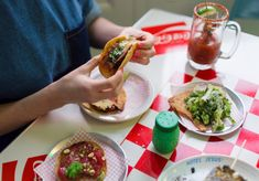 Melbourne Food - Broadsheet Tostadas, Tacos, Melbourne Food, Fresh Rolls, How To Memorize Things, Mexican, Restaurant, Food And Drink, Meals